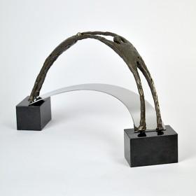 Luxury gifts of Artihove - Realistic bridge builders - 019304MSL